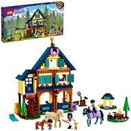 LEGO® Friends 41683 Erdei lovaglóközpont - LEGO