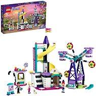 LEGO® Friends 41689 Varázslatos óriáskerék és csúszda - LEGO