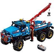 42070 - LEGO Technic - 6x6-os terepjáró vontató - Építőjáték