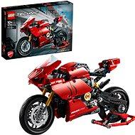 LEGO Technic 42107 Ducati Panigale V4 R - LEGO építőjáték