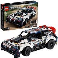 LEGO Technic 42109 Applikációval irányítható Top Gear raliautó - LEGO építőjáték