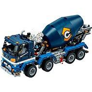 LEGO Technic 42112 Betonkeverő teherautó - LEGO