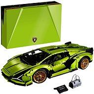 LEGO Technic 42115 Lamborghini Sián FKP 37 - LEGO