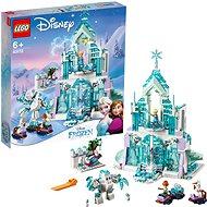 LEGO Disney Princess 43172 Elsa varázslatos jégpalotája - LEGO építőjáték