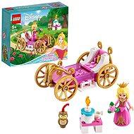 LEGO Disney Princess 43173 Csipkerózsika királyi hintója - LEGO építőjáték