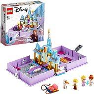 LEGO Disney Princess 43175 Anna és Elza mesekönyve - LEGO