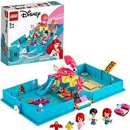 LEGO Disney Princess 43176 Ariel mesekönyve - LEGO építőjáték