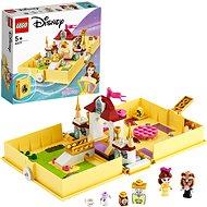 LEGO Disney Princess 43177 Belle mesekönyve - LEGO építőjáték