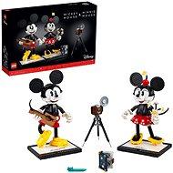 LEGO Disney Princess 43179 Megépíthető Mickey és Minnie egér - LEGO