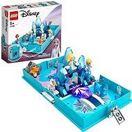 LEGO Disney Princess 43189 Elsa és Nokk mesekönyve - LEGO