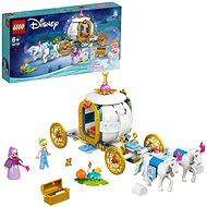 LEGO Disney Princess 43192 Hamupipőke királyi hintója - LEGO