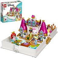 LEGO® Disney Princess™ 43193 Ariel, Belle, Hamupipőke és Tiana mesebeli kalandja - LEGO