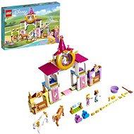 LEGO® Disney Princess™ 43195 Belle és Aranyhaj királyi istállói - LEGO