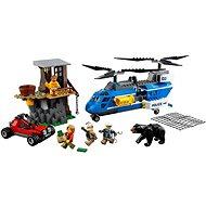 LEGO City 60173 Hegyi letartóztatás - Építőjáték