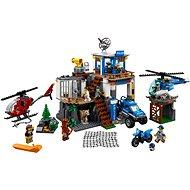 LEGO City 60174 Hegyi Rendőrkapitányság - Építőjáték