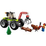 LEGO City 60181 Erdei traktor