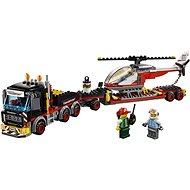 LEGO City 60183 - Nehéz rakomány szállító - Építőjáték