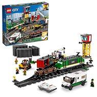LEGO City 60198 Tehervonat - LEGO