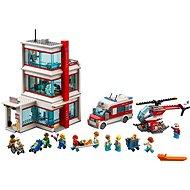LEGO City 60204 Kórház - Építőjáték