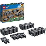 LEGO City Trains 60205 Sínek - Építőjáték