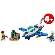LEGO City 60206 Légi rendőrségi járőröző repülőgép - LEGO