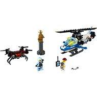 LEGO City 60207 Légi rendőrségi drónos üldözés - LEGO