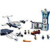 LEGO City 60210 Légi rendőrségi légibázis - LEGO