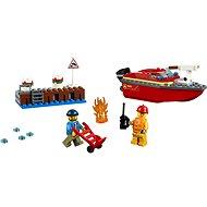 LEGO City 60213 Tűz a dokknál - LEGO