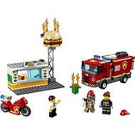 LEGO City 60214 Tűzoltás a hamburgeresnél - LEGO