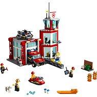 LEGO City 60215 Tűzoltóállomás - LEGO
