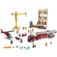 LEGO City 60216 Belvárosi tűzoltóság - LEGO