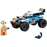 LEGO City 60218 Sivatagi rali versenyautó - Építőjáték