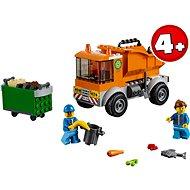 LEGO City 60220 Szemetes autó - LEGO építőjáték