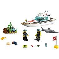 LEGO City 60221 Búvárjacht