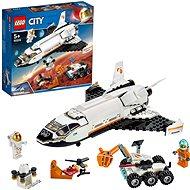 LEGO City Space Port 60226 Marskutató űrsikló - LEGO építőjáték