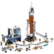 LEGO City Space Port 60228 Űrrakéta és irányítóközpont - LEGO építőjáték