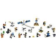 LEGO City Space Port 60230 Figuracsomag - Űrkutatás és fejlesztés - Építőjáték