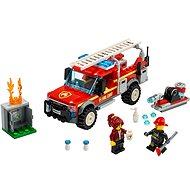 LEGO City Town 60231 Tűzoltó-parancsnoki rohamkocsi - Építőjáték