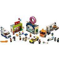 LEGO City Town 60233 Fánkozó megnyitó - Építőjáték