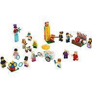 LEGO City Town 60234 Figuracsomag - Vidámpark - Építőjáték