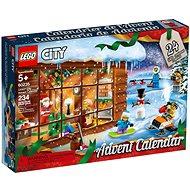 LEGO City Town 60235 Adventi naptár LEGO City - Építőjáték