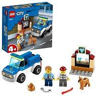 LEGO City 60241 Kutyás rendőri egység - LEGO