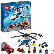 LEGO City 60243 Rendőrségi helikopteres üldözés - LEGO
