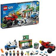 LEGO City Police 60245 Rendőrségi teherautós rablás - LEGO építőjáték