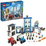 LEGO City Police 60246 Rendőrkapitányság - LEGO építőjáték