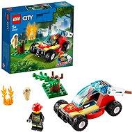 LEGO City Fire 60247 Erdőtűz - LEGO építőjáték