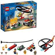 LEGO City 60248 Sürgősségi tűzoltó helikopter - LEGO