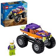 LEGO City 60251 Óriás-teherautó - LEGO