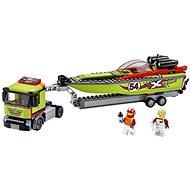 LEGO City 60254 Versenycsónak szállító - LEGO