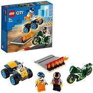 LEGO City Nitro Wheels 60255 Kaszkadőr csapat - LEGO építőjáték